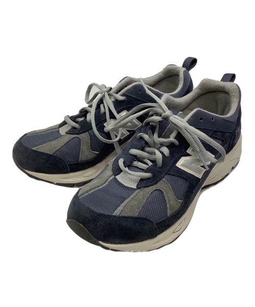 NEW BALANCE(ニューバランス)NEW BALANCE (ニューバランス) スニーカー ネイビー サイズ:25.5の古着・服飾アイテム
