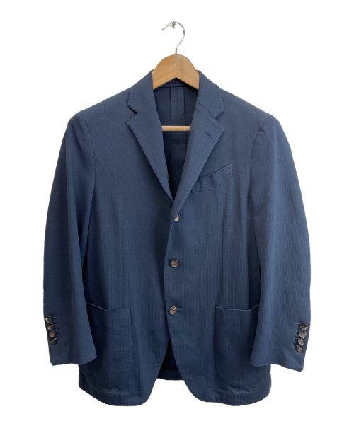 LARDINI(ラルディーニ)LARDINI (ラルディーニ) 3Bジャケット ネイビー サイズ:46の古着・服飾アイテム