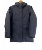 THE NORTH FACE(ザ ノース フェイス)の古着「GORE-TEXフーデッドコート」|ブラック