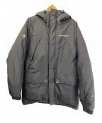 mont-bell(モンベル)の古着「パウンダーランドパーカー」|ブラック
