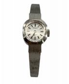 ()の古着「アンティーク腕時計」