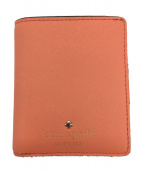Kate Spade(ケイトスペード)の古着「2つ折り財布」|ピンク