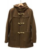URBAN RESEARCH(アーバンリサーチ)の古着「メルトンダッフルコート」|キャメル