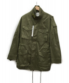 IENA(イエナ)の古着「UPPER HIGHTS THE OVERSIZED 65」|カーキ