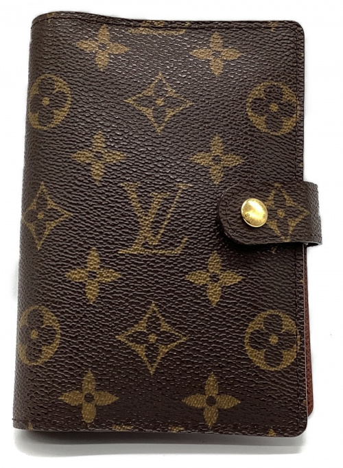 LOUIS VUITTON(ルイヴィトン)LOUIS VUITTON (ルイヴィトン) 手帳カバー モノグラム R20005 CA0073の古着・服飾アイテム