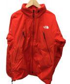 THE NORTH FACE(ザノースフェイス)の古着「防水インサレーションジャケット」|レッド