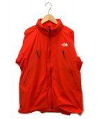 THE NORTH FACE(ザ ノース フェイス)の古着「防水インサレーションジャケット」|レッド