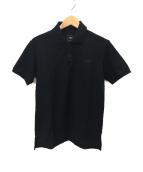THE NORTH FACE(ザノースフェイス)の古着「ポロシャツ」|ブラック