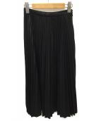 eimy istoire(エイミー イストワール)の古着「スカート」 ブラック
