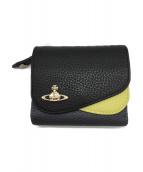 Vivienne Westwood(ヴィヴィアンウエストウッド)の古着「財布」|ブラック
