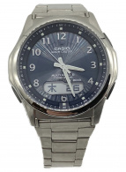 CASIO(カシオ)の古着「腕時計」|ネイビー