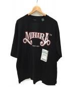 Maison MIHARA YASUHIRO(メゾンミハラヤスヒロ)の古着「ポケットTシャツ」|ブラック