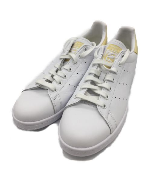 adidas(アディダス)adidas (アディダス) スニーカー ホワイト サイズ:SIZE 27cm STANSMITH EF4335の古着・服飾アイテム