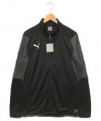 PUMA(プーマ)の古着「トレーニングウェア」|ブラック×グレー