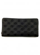 EAR(イア)の古着「ドット長財布」|ブラック