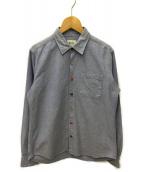 BEAMS(ビームス)の古着「オックスフォードシャツ」|サックスブルー