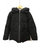 nano・universe(ナノユニバース)の古着「中綿ジャケット」 ブラック