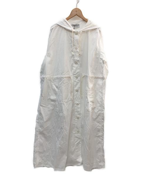 SUGAR ROSE(シュガーローズ)SUGAR ROSE (シュガーローズ) マウンテンパーカーコート ホワイト サイズ:SIZE FREE 未使用品の古着・服飾アイテム