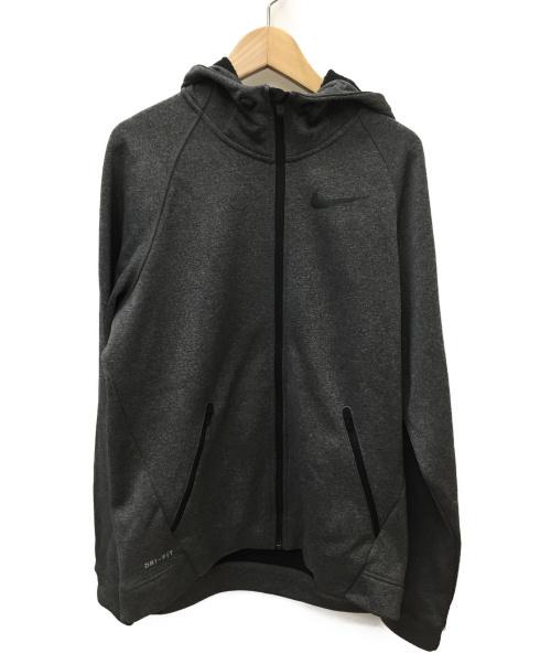 NIKE(ナイキ)NIKE (ナイキ) サーマスフィアジャケット グレー サイズ:SIZE Mの古着・服飾アイテム