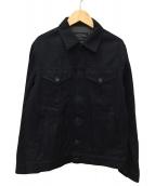 U.A. GreenLabelRelaxing(ユナイティッドアローズ グリーンレーベルリラクシング)の古着「デニムジャケット」|ブラック