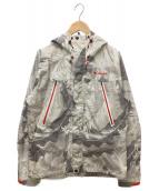 Columbia(コロンビア)の古着「フィールズジャケット」|ホワイト