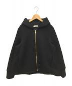 ESPEYRAC(エスペラック)の古着「ボンディングパーカー」|ブラック
