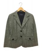 BURBERRY LONDON(バーバリーロンドン)の古着「ウールジャケット」|グレー