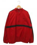 NIKE()の古着「ブルゾン」|レッド