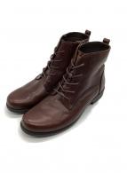 ECCO(エコー)の古着「ブーツ」|ブラウン