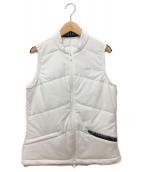 adidas(アディダス)の古着「ウインドベスト」|ホワイト