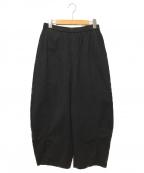 慈雨(ジウ)の古着「サルエルパンツ」|ブラック