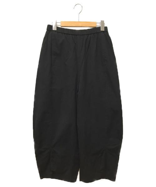 慈雨(ジウ)慈雨 (ジウ) サルエルパンツ ブラック サイズ:SIZE 40の古着・服飾アイテム