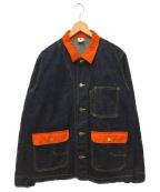 X-LARGE()の古着「デニムジャケット」|インディゴ