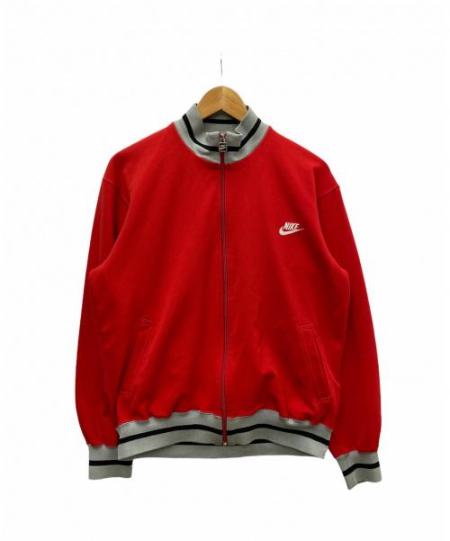 NIKE(ナイキ)NIKE (ナイキ) [古着]80'sトラックジャケット レッド サイズ:SIZE Oの古着・服飾アイテム