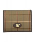 Burberrys(バーバリーズ)の古着「財布」|ブラウン