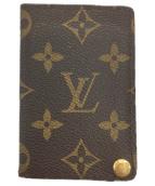 LOUIS VUITTON(ルイ ヴィトン)の古着「カードケース」