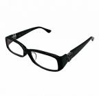 GUCCI()の古着「伊達眼鏡」 ブラック
