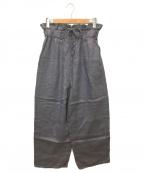 Samansa Mos2(サマンサモスモス)の古着「立川限定ペチパンツ」|グレー