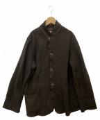 KAPITAL(キャピタル)の古着「ウールコート」|ブラウン