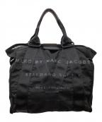 Marc by Marc Jacobs(マークバイマークジェイコブス)の古着「2WAYトートバッグ」|ブラック