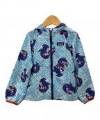 Patagonia(パタゴニア)の古着「バベーバギーズジャケット」|スカイブルー