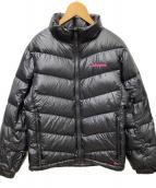 ()の古着「アルトゥーナジャケット」 ブラック×ピンク