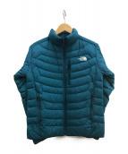 THE NORTH FACE(ザノースフェイス)の古着「サンダージャケット」 ブルー