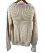 ANDERSEN-ANDERSEN(アンデルセン アンデルセン)の古着「モックネックセーター」 クリーム