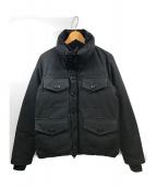 CANADA GOOSE(カナダグース)の古着「ハミルトンジャケット」|ブラック