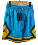NIKE(ナイキ)の古着「スイミングショーツ」|ブルー×イエロー