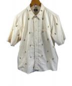 ()の古着「ショートスリーブヒムルートシャツ」