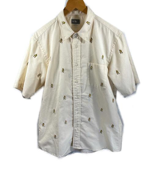 THE NORTH FACE(ザ ノース フェイス)THE NORTH FACE (ザ ノース フェイス) ショートスリーブヒムルートシャツ サイズ:M NR21956の古着・服飾アイテム