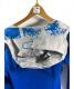 中古・古着 THE NORTH FACE (ザ ノース フェイス) マウンテンパーカー ブルー サイズ:S:4800円