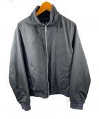 OLD GAP(オールドギャップ)の古着「ジップブルゾン」|ブラック